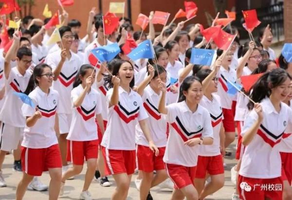 这20个潮汕学校校服最好看22